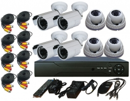SECURITY CAMERA SYSTEMS/CAR DVR