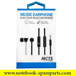 NCTS EARPHONES