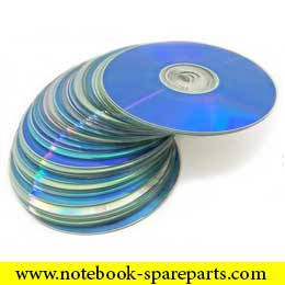 EMPTY CD & DVD