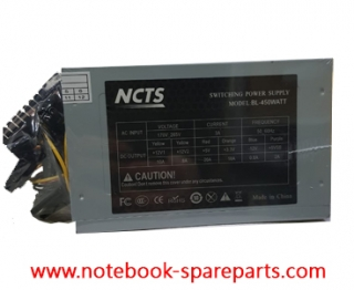 POWER SUPPLY 450WATT NCTS