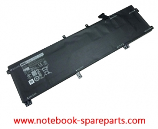 Battery for Dell XPS 15 9530 Precision M3800 11.1V 91 Wh Battery 7D1WJ 07D1WJ T0TRM
