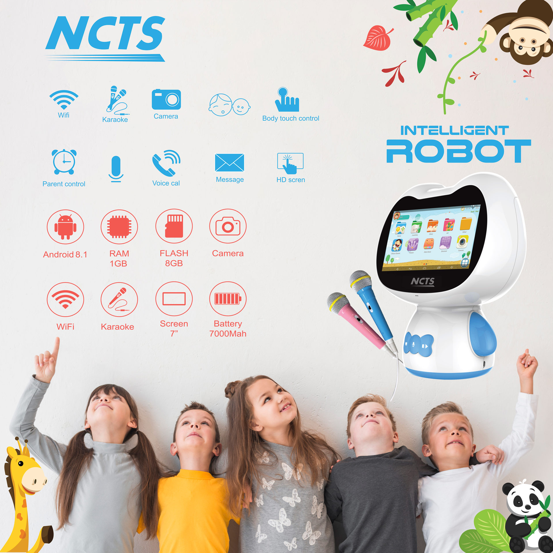 NCTS ROBOT 1