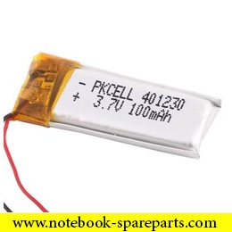 BATTERY FOR TABLET 3.7V 100MAH
