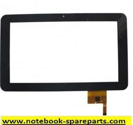 "9"" OPD-TPC0027 Digitizer Glass Touch Screen"