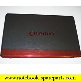 """Toshiba Qosmio X775 LCD Back Cover 17.3"""" AP0IB000200 A+B SHELL GRADE A+"""