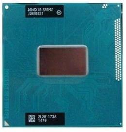 Intel Core Gen 3 i5-3210M 2.3GHz 3MB cache SR0MZ