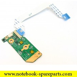 HP Compaq CQ61 G61 G71 G71-329WM Power Button Board + Cable DA00P6PB6E0