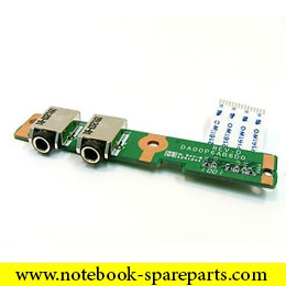 HP Presario CQ61 - Audio Sound Port Board & Cable DA00P6AB6D0