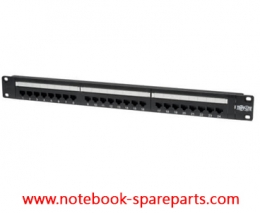 NETWORK RACK MOUNT 24 PORTS FOR CABINET