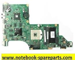 HP Pavilion DV6-3000 Intel Motherboard 630281-001 DA0LX6MB6H1