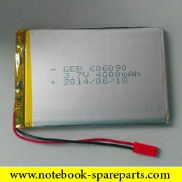 BATTERY FOR TABLET 3.7V 4000MAH
