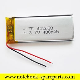 BATTERY FOR TABLET 3.7V 400MAH