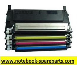 Compatible Toner Cartridge with the Samsung CLT-407 4 COLORS