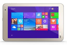 TOUCH TOSHIBA TABLET WT8