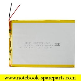 BATTERY FOR TABLET 3.7V 6000MAH
