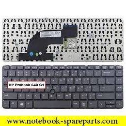HP KEYBOARD PROBOOK 640 G1 645 G1