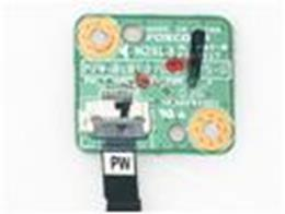 HP G62-a18SA Laptop Power Button Board 01013JU00-575-G