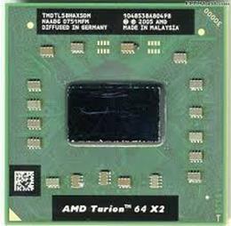 AMD TMDTL58HAX5DM TURION 64 X2 TL-58 1.9GHZ 1MB L2 CACHE SOCKET-S1