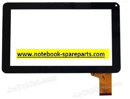 9'' inch touch screen CZY6439A01-FPC