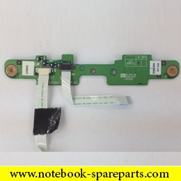 Toshiba Satellite Pro A300 Touchpad Button Board Cable V000120420 6050A2176901