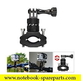ACTION CAMERA BIKE MOUNT 360 DEGREE