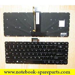 KEYBOARD TOSHIBA SATELLITE E45-B ,E45-C