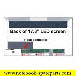 """LED 17.3"""" B173HW02 V.0"""