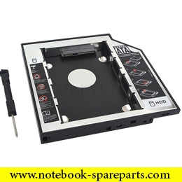 ENCLOSURE HDD 2.5IN TO DVD HDD CANDY