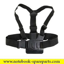 SPORT ACTION CAMERA CHEST STRAP 3 WAY ADJUSTABLE STAND