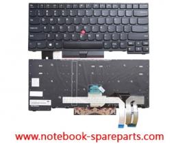 Keyboard For Lenovo ThinkPad E480 L480 T480S