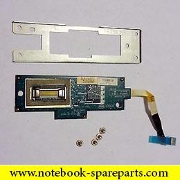 Toshiba Satellite P205 Fingerprint Reader Board W/Cable LS-3401P