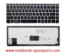 Keyboard for HP Elitebook 9470M, 9450M, 697685-001, 702843-001