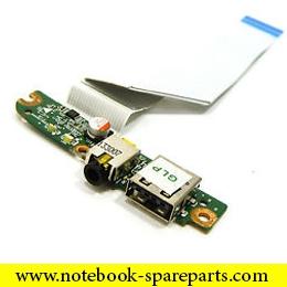 HP Pavilion 15-N Series Audio LED USB Board With Cable DA0U83TB6E0