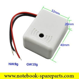 MICROPHONE FOR SECURITY CAMERA