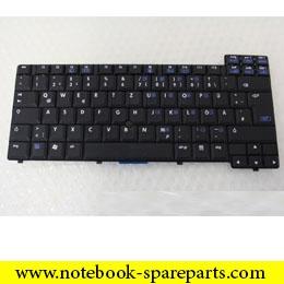 HP Compaq nc8000 Series Keyboard SPS: 341520-031, 338686-031, Model: NSK-C380U