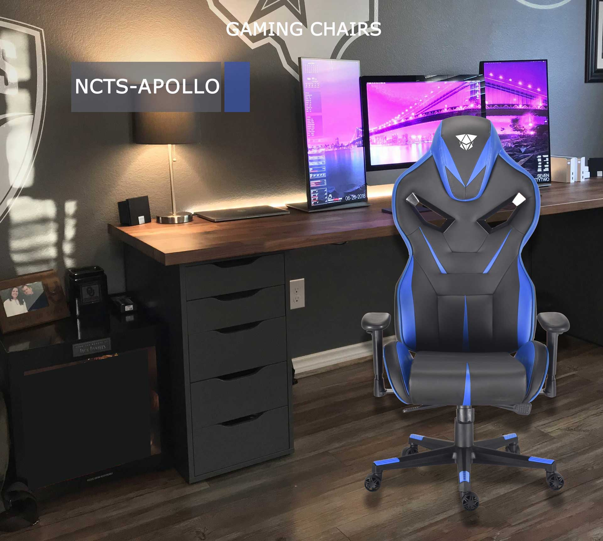 NCTS GAMING CHAIR APOLLO