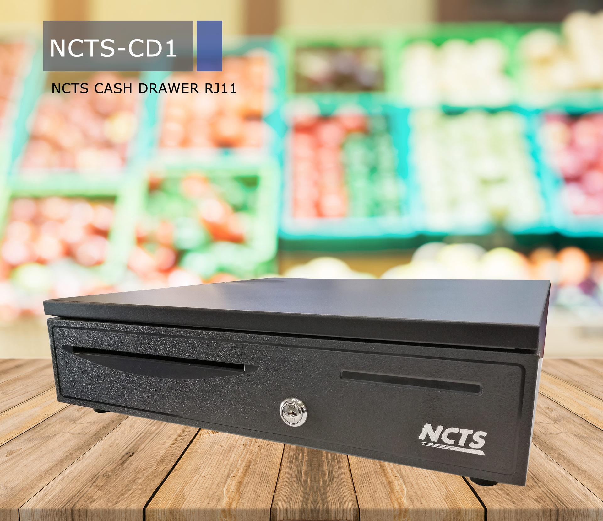 NCTS CASH DRAWER RJ11 MODEL:CD1