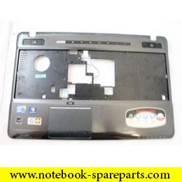 TOSHIBA SATELLITE A665 PALMREST W/ TOUCHPAD K000105540 C SHELL