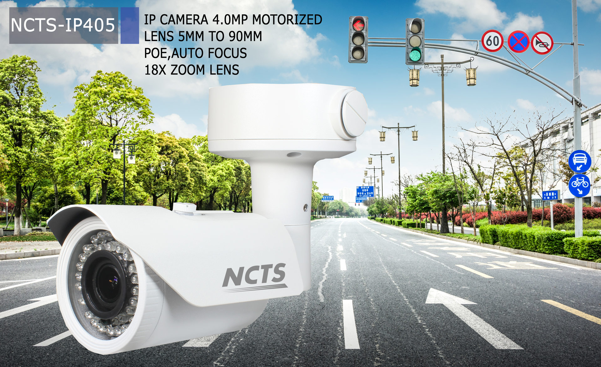 NCTS-IP405
