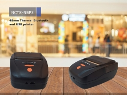 PRINTER PORTABLE RECEIPT BLUETOOTH         NCTS-RBP3