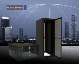 NCTS CABINET 12U 600*450