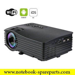 WIFI PROJECTOR FOR ANDROID,IOS,WINDOWS UC36+