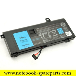 Battery G05YJ for DELL Alienware M14X R4 A14 14D
