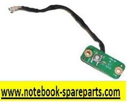 Toshiba Satellite P845 Power Button Board + Cable 1081135200