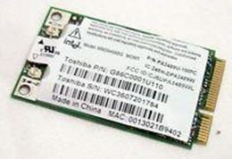 Toshiba Satellite P105 Laptop WIRELESS CARD PA3489-1MPC