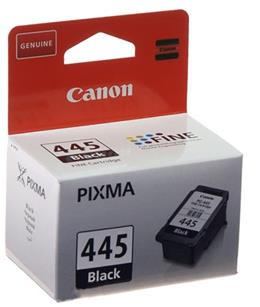 INK CANON 445 BLACK ORIGINAL
