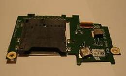 TOSHIBA AT300 Avalon Card Reader Rev 1.04 Board
