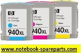 INK HP 940 XL/CYN/MAJ/YL ORIGINAL