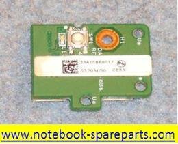 HP dv6000  Power Button Switch Board Circuit 33AT8BB0017