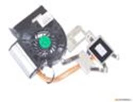 DV6 fan  055417R1S 582358-001 with heatsink
